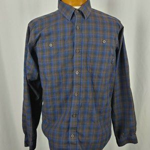 Patagonia Men's L/S Button Front Shirt Sz S